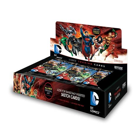 Gift Card Trading Site - dc comics the new 52 trading cards cryptozoic entertainment