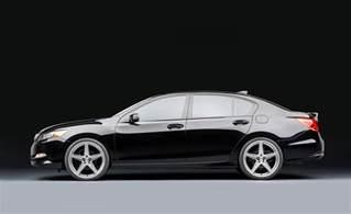 Acura Luxury Sedan Car And Driver