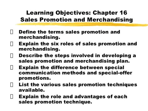 Sales Promotion Letter Meaning the gallery for gt sales promotion definition