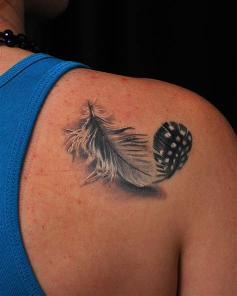 feather tattoo grey feathers gray and ink on pinterest