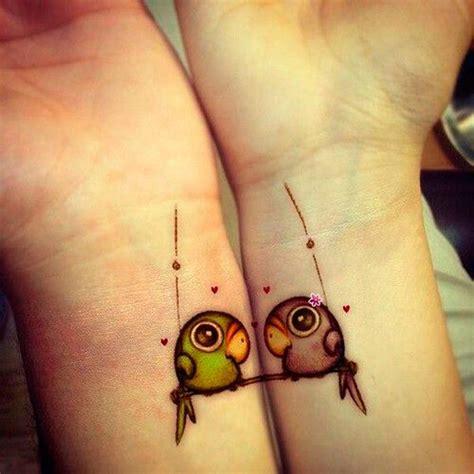 tattoo pour un couple tatouages pour couple 10 tatoo 224 faire 224 deux parler d