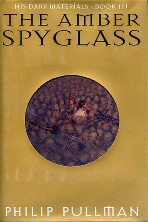 libro the amber spyglass his 41 best images about his dark materials on