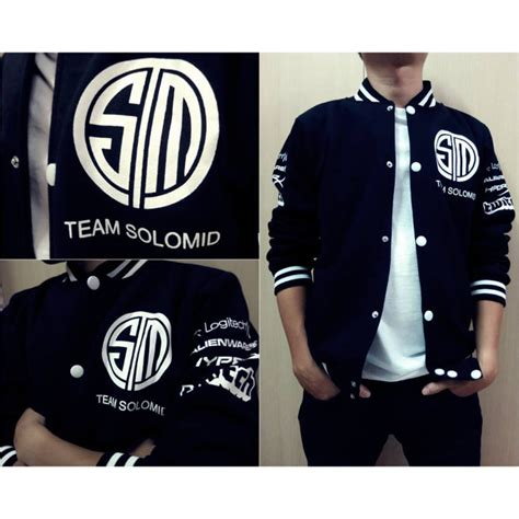 league of legends team solomid tsm gaming jacket hoodie toys on carousell
