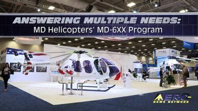 aero tv answering needs md helicopters md 6xx
