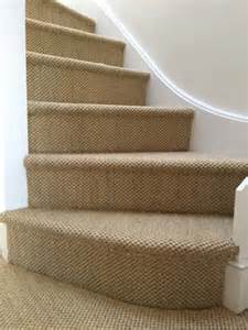 Different Color Carpet On Stairs stairs the flooring group