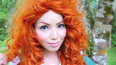 Septa Makeup Class photos makeup artist undergoes transformations