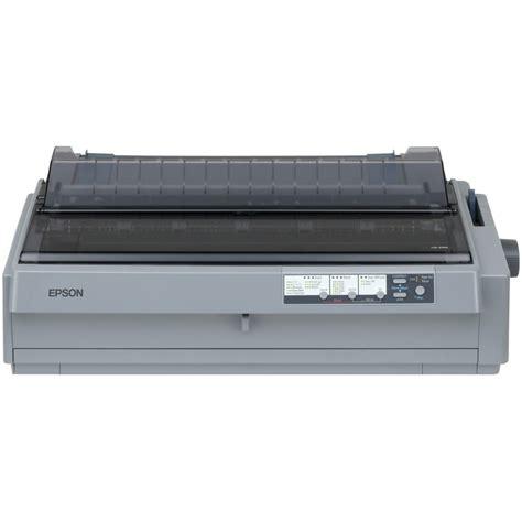 Printer Dotmatriks Epson Lq 2190 Garansi Resmi 1 Tahun epson lq 2190 a4 mono dot matrix printer c11ca92001a0