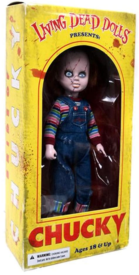chaka doll horror living dead dolls child s play chucky doll on sale at