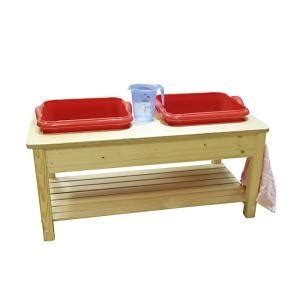 Wooden Washing Up Rack by Wooden Cloth Washing Stand Toddler 1 E O Montessori