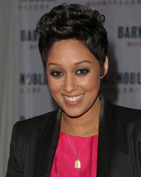 hair cuts of tia tequila tia mowry s pixie is making me want to cut my hair again