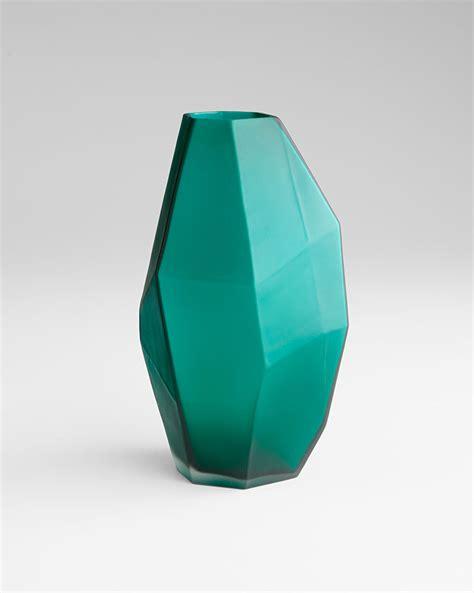Cyan Vase large bronson vase by cyan design