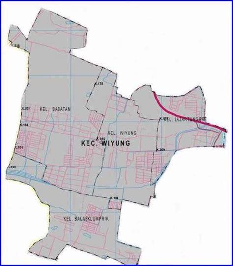 peta kecamatan wiyung surabaya selatan lokanesia