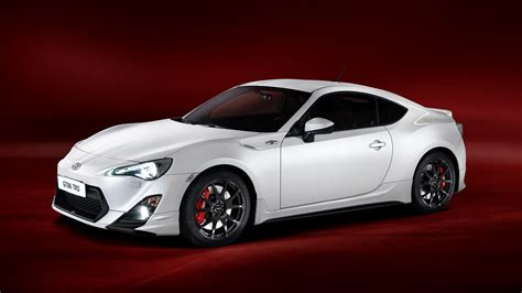 toyota line 2013 toyota gt 86 trd performance line accessories europe