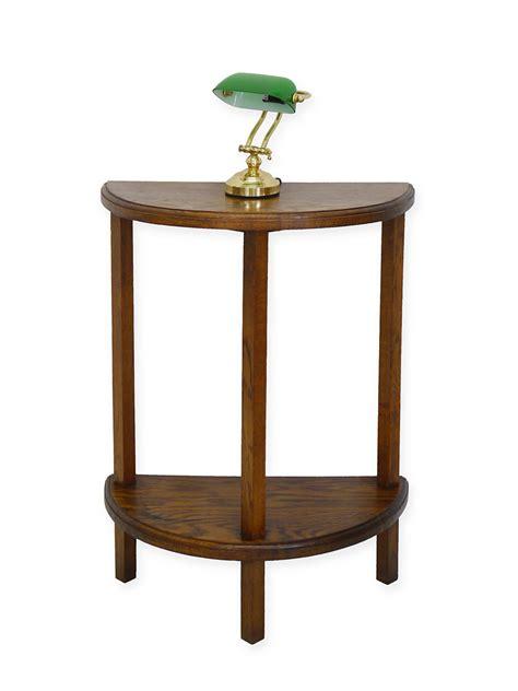 Wandtisch Halbrund by Wandtisch Konsolentisch Tisch Halbrund Massivholz Eiche