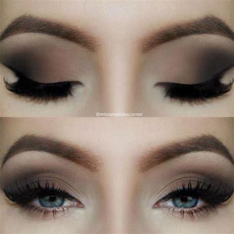 matt eyeshadow brown matte smokey eye tutorial pretty designs