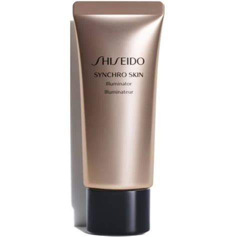 shiseido synchro skin illuminator 40 ml gold