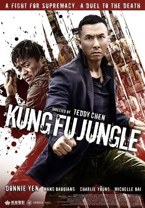 film baru donnie yen sinopsis lengkap film kung fu jungle 2014
