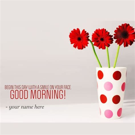 good morning wishes with smile quotes