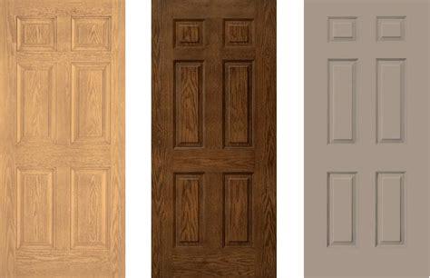 Exterior Door Materials Door Materials Doormaking Materials Techniques And Projects For Building Your Door