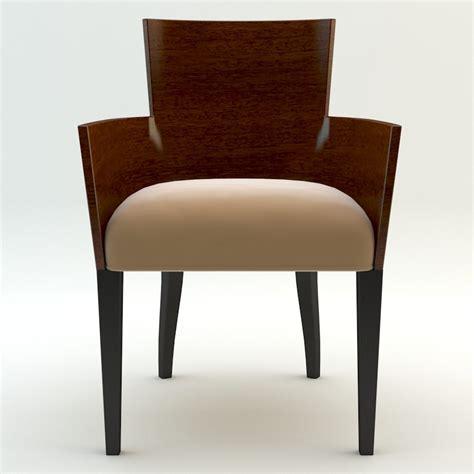 simple armchair simple armchair 3d model