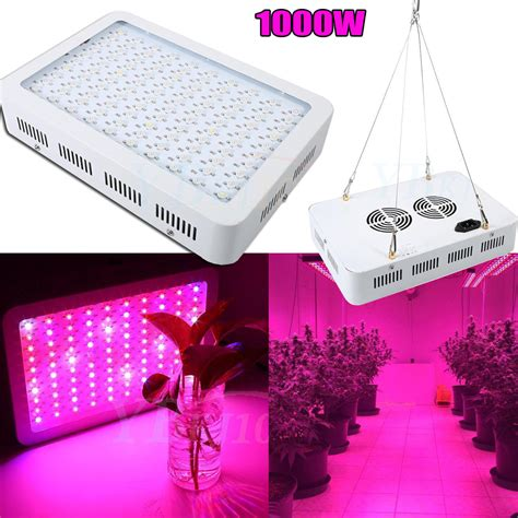 full spectrum led plant grow light veg bloom lamp