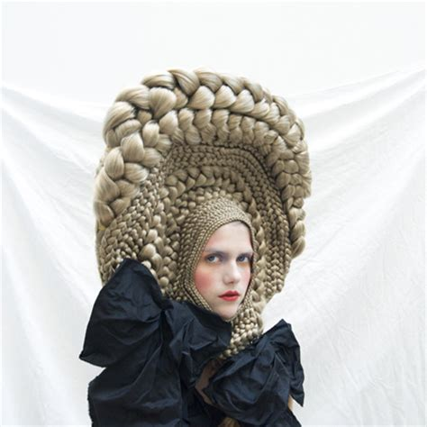crazy hair by studio marisol and culdesac | dezeen