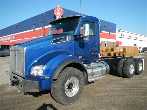 truck in indianapolis kenworth t880 in indianapolis in for sale used trucks on