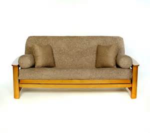 denim futon cover