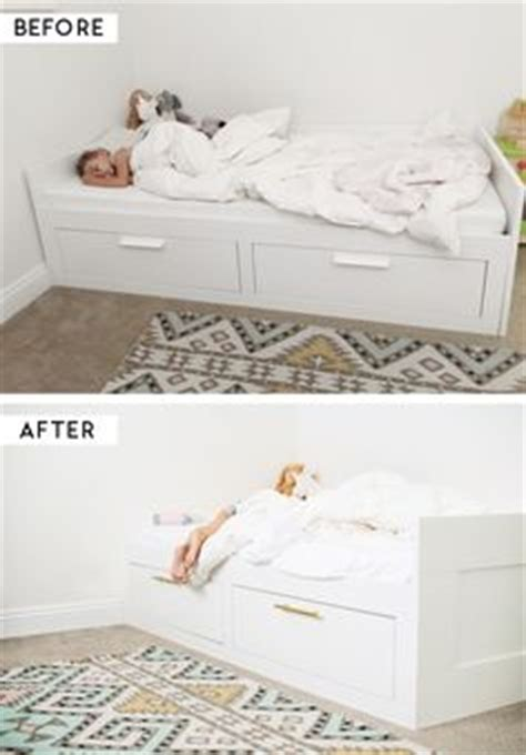 my brimnes ikea hack diy do it yourself home hemnes daybed with 3 drawers 2 mattresses white