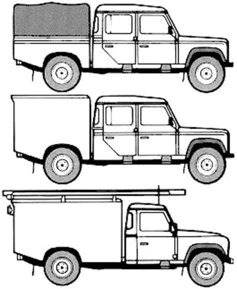 land rover 130 pictures & photos, information of