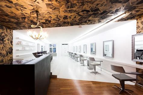 naturalistic hair salons nafi hair salon by zmik studio basel switzerland archide