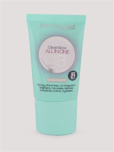 Bb Glow Buy Maybelline Clear Glow Bb For S