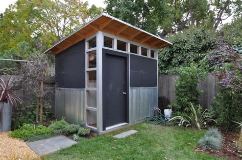 inspiring modern garden shed contemporary shed is the modern shed designs shed plans kits