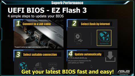 DOWNLOAD Bios update ASUS EZ Flash Motherboards