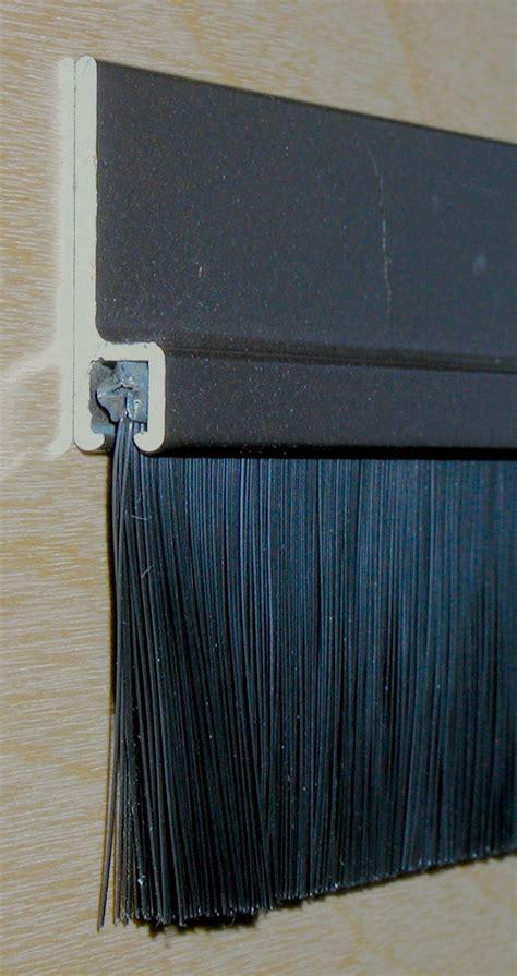 Brush Door Sweeps For Exterior Doors Brush Door Sweep 2 1 4 Quot