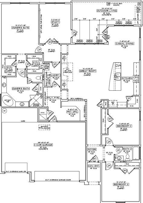 cornerstone homes floor plan san jose cornerstone homes
