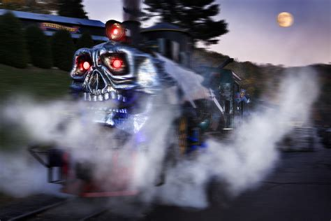 The Ghosts ghost at tweetsie railroad the high country