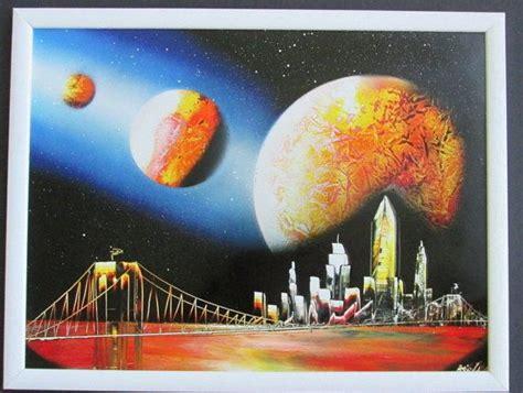 spray paint universe 25 best ideas about spray paint artwork on