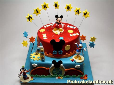 novelty cakes london mickey mouse clubhouse cake ideas