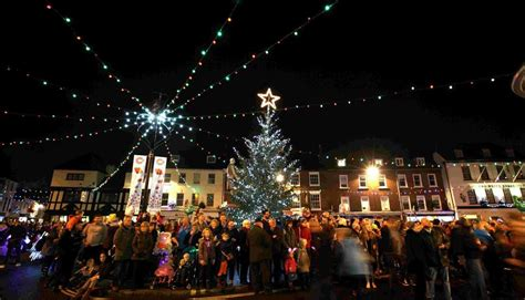christmas tree lighting events near me basingstoke christmas lights mouthtoears com