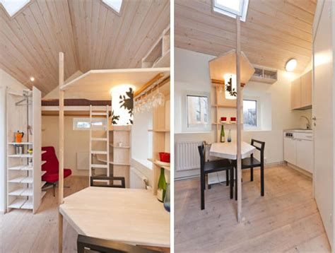 modest student micro cottage is a mere 12 square meters