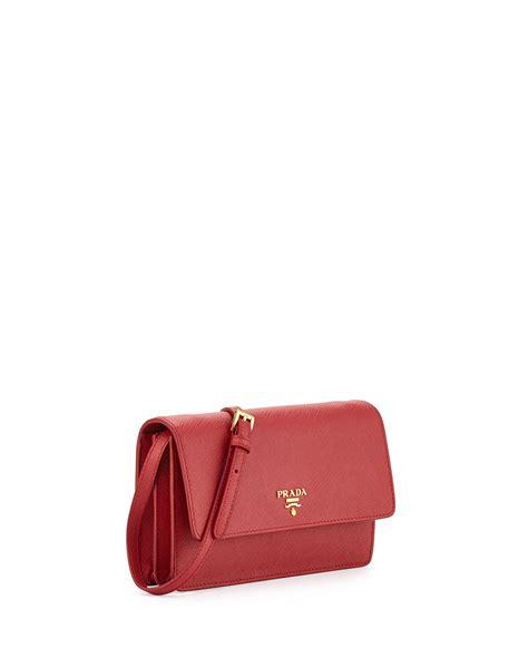 Prada Cross Bag by Prada Crosbody Bag Prada Saffiano Vernice Promenade