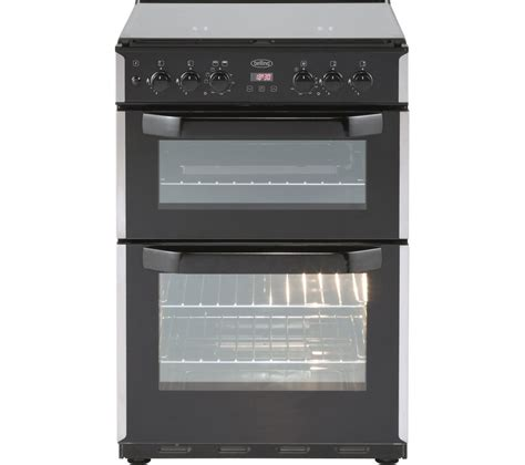Oven Gas Ukuran 60 buy belling cfdf60dop 60 cm dual fuel cooker stainless
