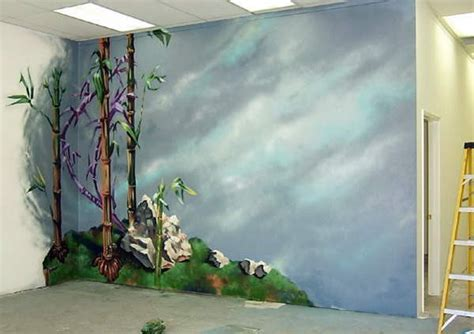 unique painting ideas for walls paint wall paintings stencils and paintings