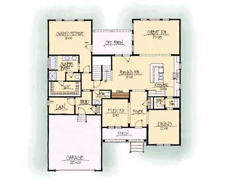 schumacher homes floor plans schumacher homes the monroe series first story floor plan