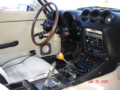 nissan fairlady 240z interior 1973 240z interior z interiors datsun