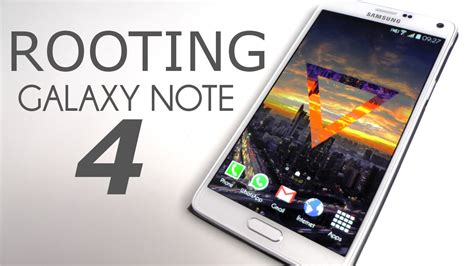 tutorial root note 8 galaxy note 4 how to root tutorial guide youtube
