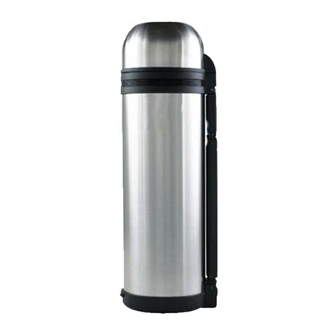 Thermos Jug And Cool 15 Lt Silver Home Line and cold stainless steel vacuum thermos flask bottle 2 sizes 1 5 1 8 liter ebay