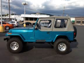 Jeep Inline 6 For Sale Jeep Wrangler S Yj 4x4 4 0 L Inline 6 Classic Jeep