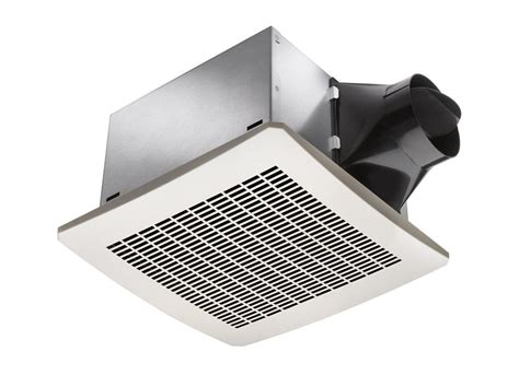Ceiling Mounted Exhaust Fan by Delta Electronics Sig110h White 110 Cfm 0 3 Sone Ceiling Mounted Exhaust Fan With Humidity